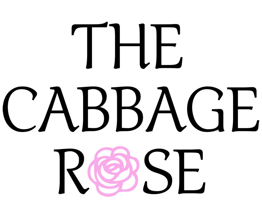 The Cabbage Rose Logo